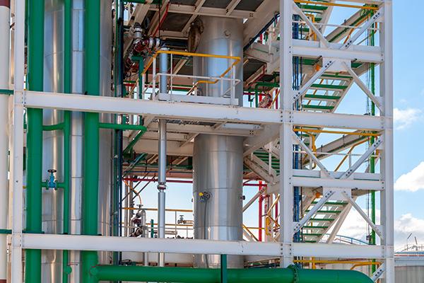 "Biodiesel Plant ""La Rábida"" Enlargement: 2nd. Generation Biodiesel Unit"